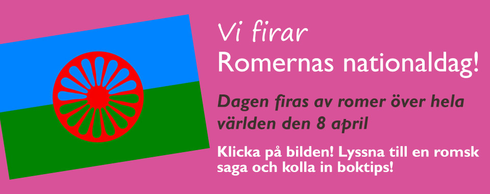 Vi firar Romernas nationaldag den 8 april